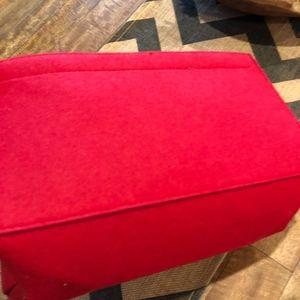 410e3839220e CEEWA Bags - New Felt Purse Organizer Shaper Size Large
